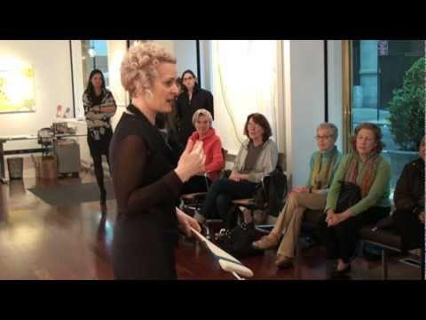 Jasmina Danowski Artist Talk - Spanierman Modern