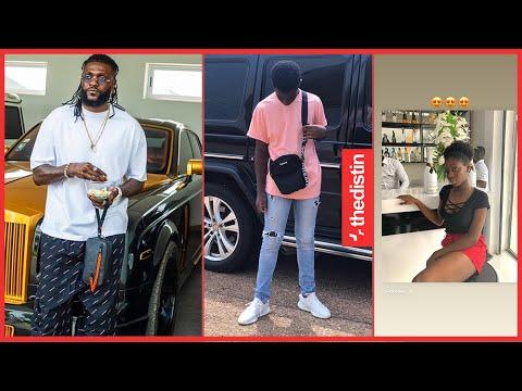 Download Jackie Appiah's Son's Girlfriend, Adebayor & Sandra Ababio Wahala, Sarkodie on Fella-Medikal wedding