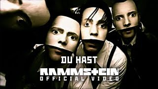 Rammstein - Du Hast (Official Video)(Website: http://www.rammstein.com ▻ Shop: http://shop.rammstein.de Location: Berlin and Brandenburg Director: Philipp Stölzl Single: Du Hast From the Album: ..., 2015-07-31T14:37:12.000Z)