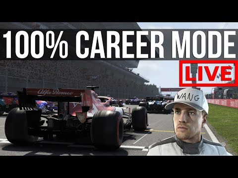 F1 2019 - More Upgrades = More Speed! | 100% Career Mode