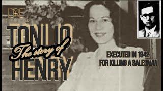 Death Row Executions-EP 70-THE STORY OF TONI JO HENRY OF LOUISIANA-BEAUTY & A BEAST