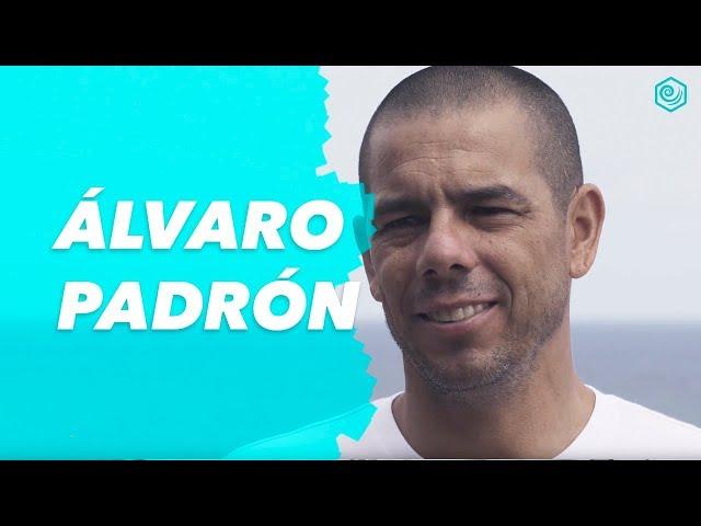 Surfing with me - Entrevista a Álvaro Padrón