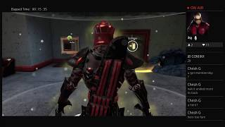 (SUBSCRIBE)DCUO gameplay