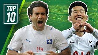 Die 10 besten asiatischen Spieler aller Zeiten! Onefootball Top 10