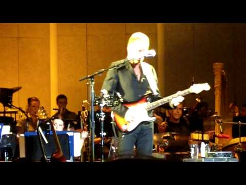 Sting LIVE!- A Thousand Years (HD) - Atlanta, June 28, 2010