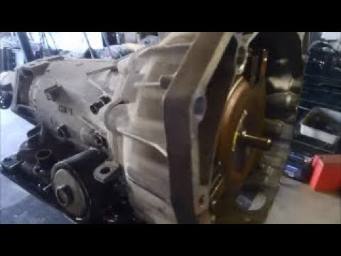 4L60E 4L65E Automatic Transmission Removal Tips & Tricks How To DIY