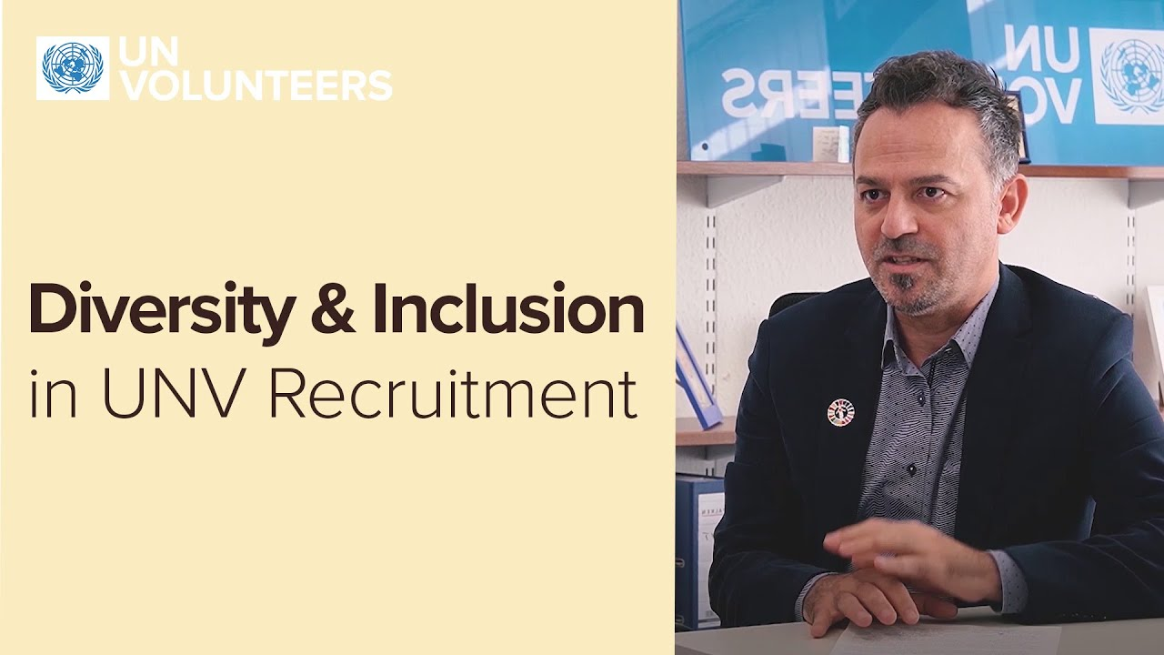 Coffee Break with UNV Recruiters | Diversity and Inclusion in UNV Recruitment