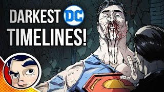 8 of the Darkest DC Timelines & Injustice 2 Mobile Contest!