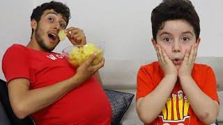 Yusuf and Enes Funny Fatness story