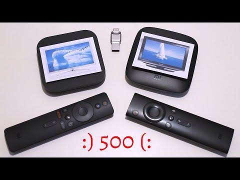Mi Box S // Mi Box 3 // Приставка Android TV // Настройки, флешки, джойстики, плюшки... (Дополнение)
