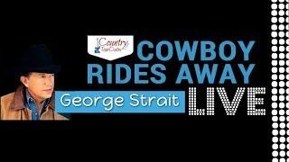 """""""George Strait Tour Dates"""" 2014"""