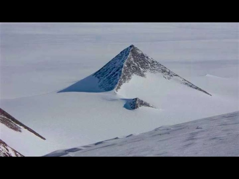Antarctica Pyramid Google Earth NEW DISCOVERIES HAPPENING