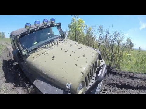 Jeeps Get Stuck (Revisited)
