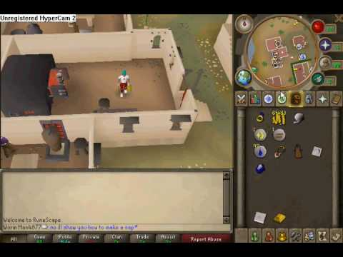 How to make rings and amulets and also how to enchant them