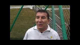 Футбольный праздник от ООН в Алматы