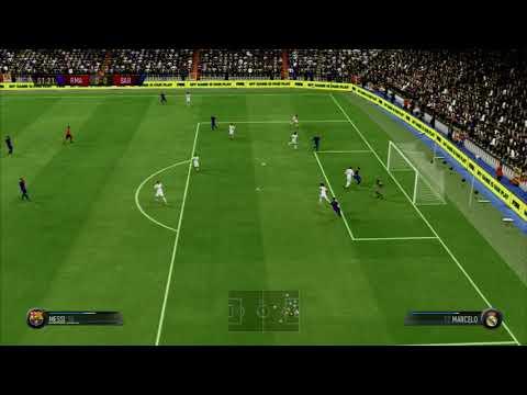 FIFA 18 El Clasico - Real Madrid vs Barcelona Gameplay PS3 HD