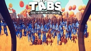 EVERY TABS UNIT IN FIRST PERSON!   Totally Accurate Battle Simulator   Possession Update