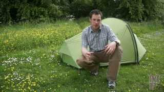 Force Ten Helium 200 tent - Video Preview - Mountain Pro Magazine