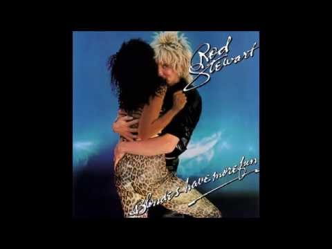04. Rod Stewart - The Best Days of My Life (Blondes Have More Fun) 1978 HQ