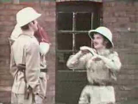 Monty Python Fish-Slapping Dance
