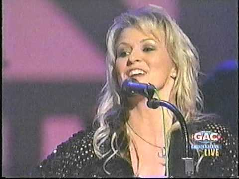 Carolyn Dawn Johnson One Day Closer To You & I Don't Want You To Go Grand Ol Opry 2004