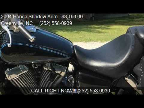 2004 Honda Shadow Aero  for sale in Greenville, NC 27834 at