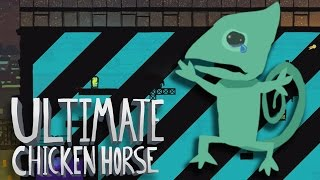 NEW PEEPS, NEW PUNISHMENT   Ultimate Chicken Horse Gameplay Part 13