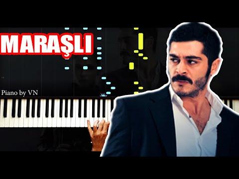 MARAŞLI JENERİK - Piano by VN