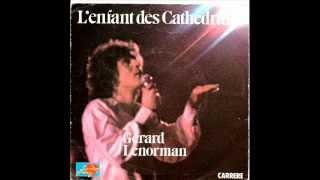 Gerard Lenorman - on a volé la rose