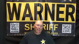 Warner for Sheriff - Election Video Series - Community