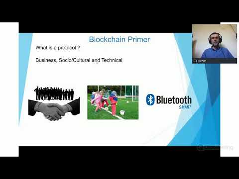 Webinar on the Use of Blockchain & Crypto for Business During Crisis