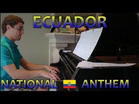 Ecuador Anthem - Piano Cover (World Cup 2014)