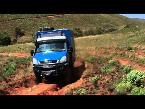 Cuthbert Touring Nyika Plateau