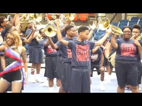 "Forest Hill High School ""Marching Patriots"" 2017"