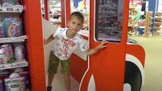 Cinco Crianças e Pai aventura mágica