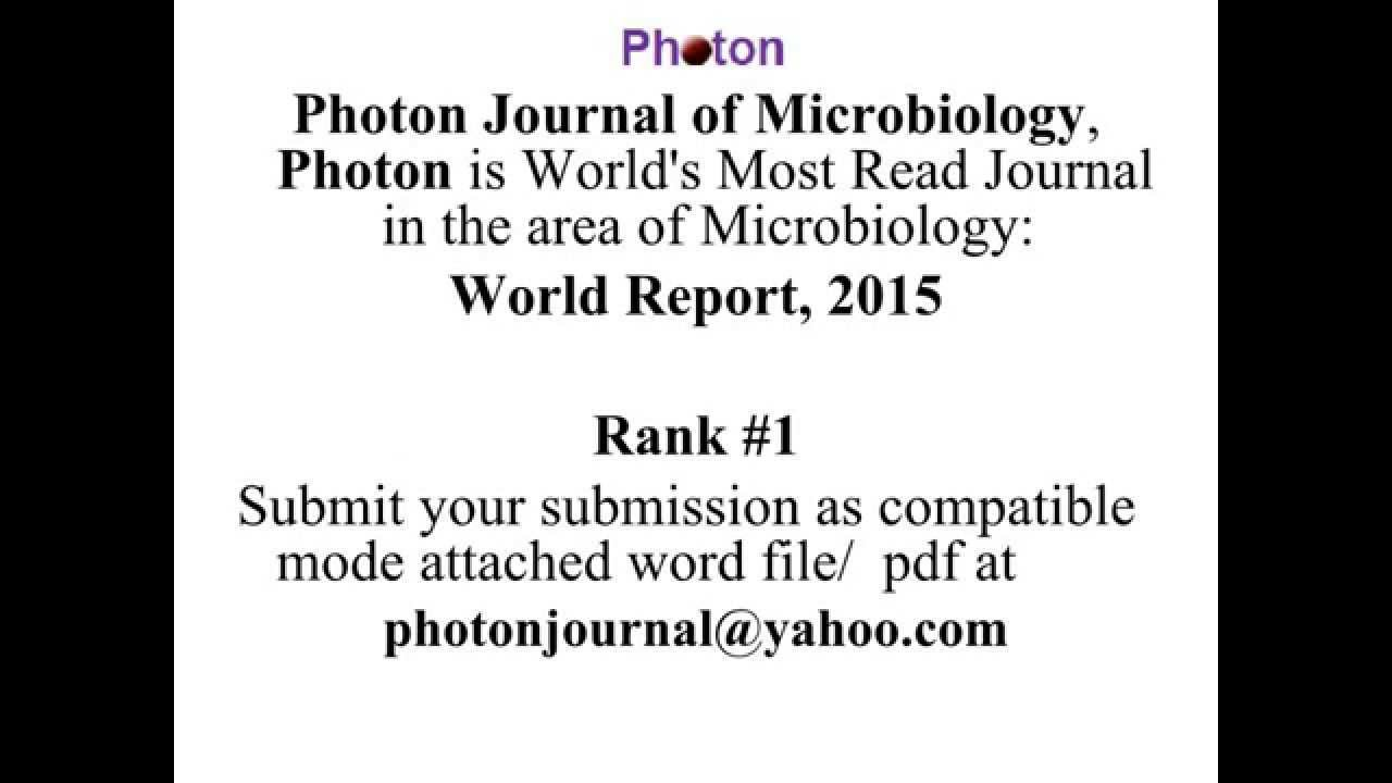Indian Journal of Medical Microbiology - YouTube