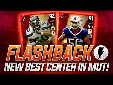 NEW BEST CENTER IN MUT 17! - Flashback MAX UNGER and KIKO ALONSO Coming to MADDEN 17 ULTIMATE TEAM!