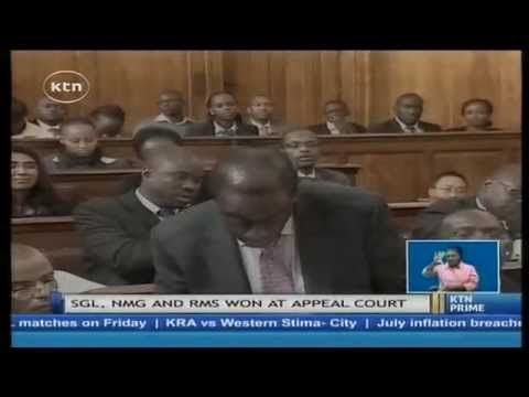 Lawyer Paul Muite explains to Supreme Court of Kenya how CAK contravened the law