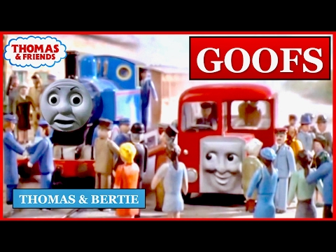 Goofs Found In Thomas & Bertie (All Of The Mistakes)