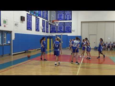 1-13-20 Pegasus Thunder vs Carden Hall Basketball