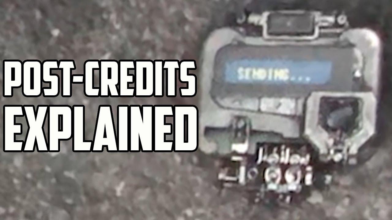 Post Credit Scene Infinity War