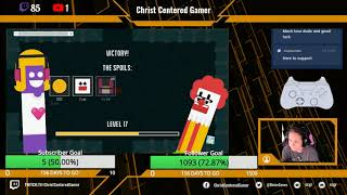 ChristCenteredGamer.com Plays PONG Quest™