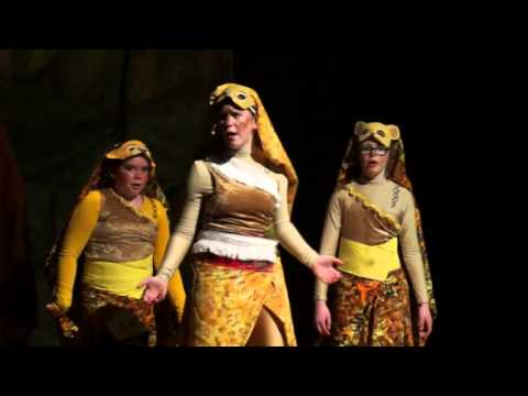 Viking Middle School presents The Lion King Jr.