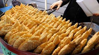 Все о корейской коллекции уличной еды | Корейская уличная еда