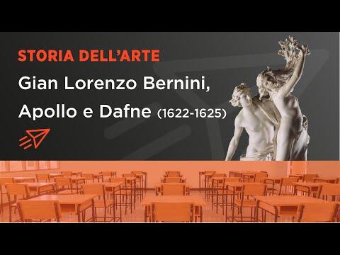 Gian Lorenzo Bernini, Apollo e Dafne (1622-1625)