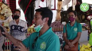 Food Distribution - Distribusi makanan dan water filter ke desa Abuan, Karangasem