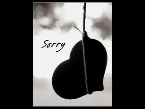 Es tut mir leid ... Bitte verzeih mir !?
