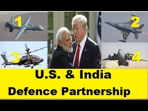 US and India Defense Partnership, US offered Guardian Drone, F-16, Apache, C-17 and P-8I
