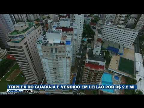 Tríplex Do Guarujá De Lula é Vendido Em Leilão