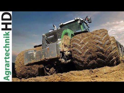 Fendt 936 John Deere 8360 Cultivating Bodenbearbeitung Agrartechnikhd